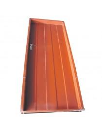 Combination Steel Door 4.5`