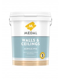 MEDAL ROOF PAINT RED OXIDE 5L