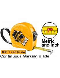 INGCO HSMT0833-1 Stl measure tape 3mx16mm ABS
