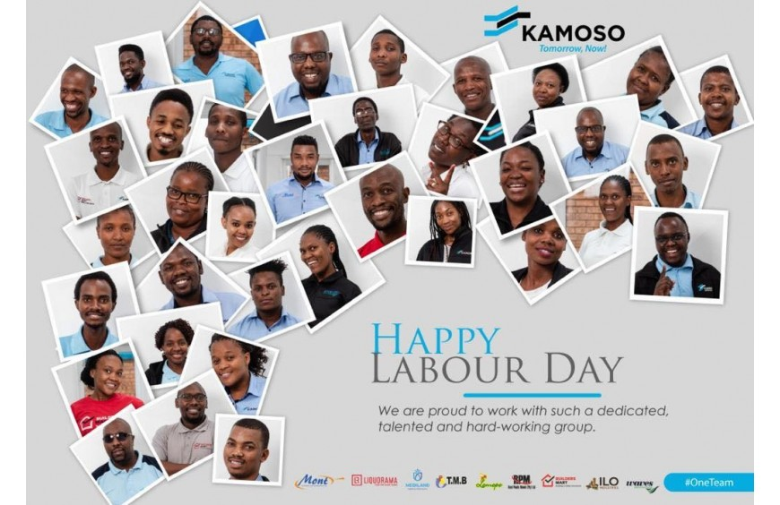 Happy International Labour day.